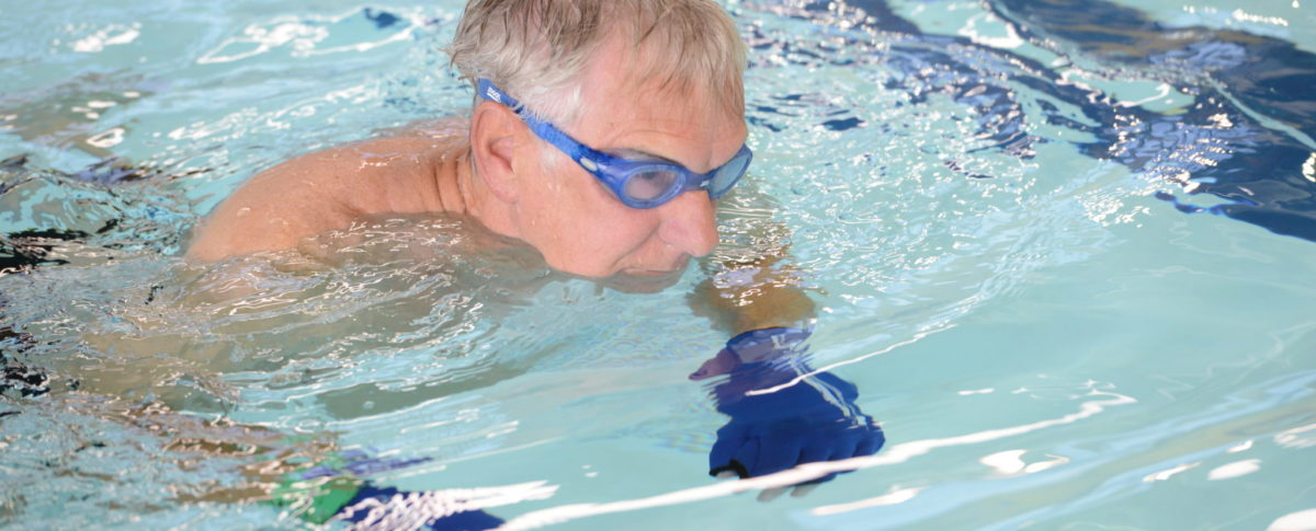 Adults Lane Swimming, Pool, Meridian Leisure Centre, Louth, Lincolnshire