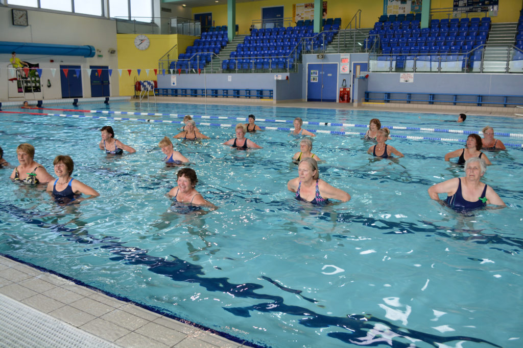 Liven Up Your Workout With Swimming Aquacise At Magna Vitae Skegness Horncastle And Louth