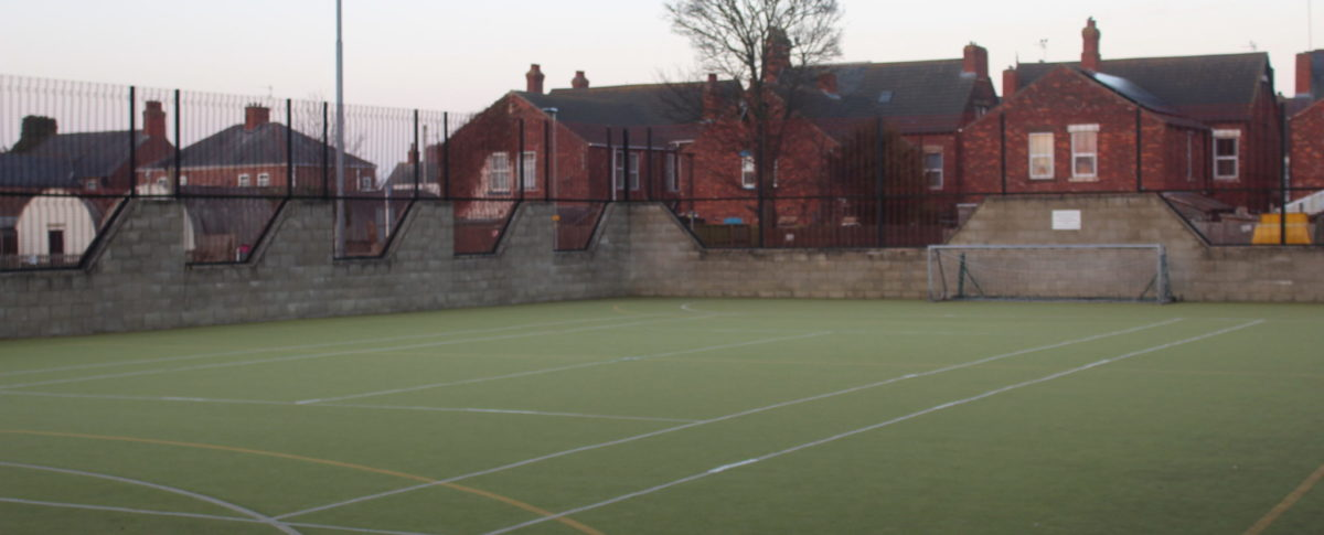Astroturf Station Sports Centre Mablethorpe Lincolnshire