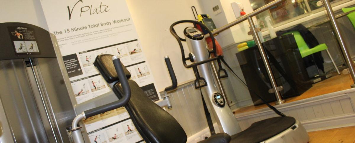V Plates, Gym Skegness Pool & Fitness Suite, Skegness, Lincolnshire