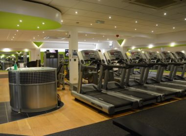Gym, Horncastle Pool & Fitness Suite, Horncastle, Lincolnshire