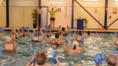 Aquacise Swimming Class Workouts, Skegness, Horncastle, Louth, Lincolnshire