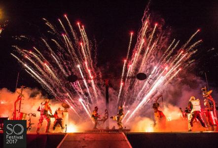 Les Commandos, SO Festival, Lincolnshire, Arts & Culture