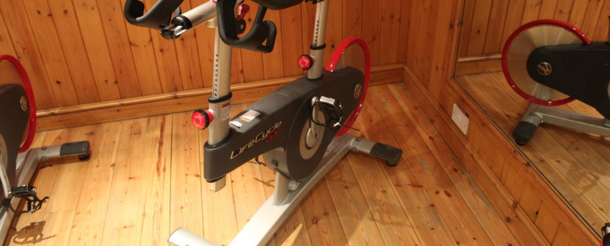 Spin Bike, Station Sports Centre, Mablethorpe, Lincolnshire
