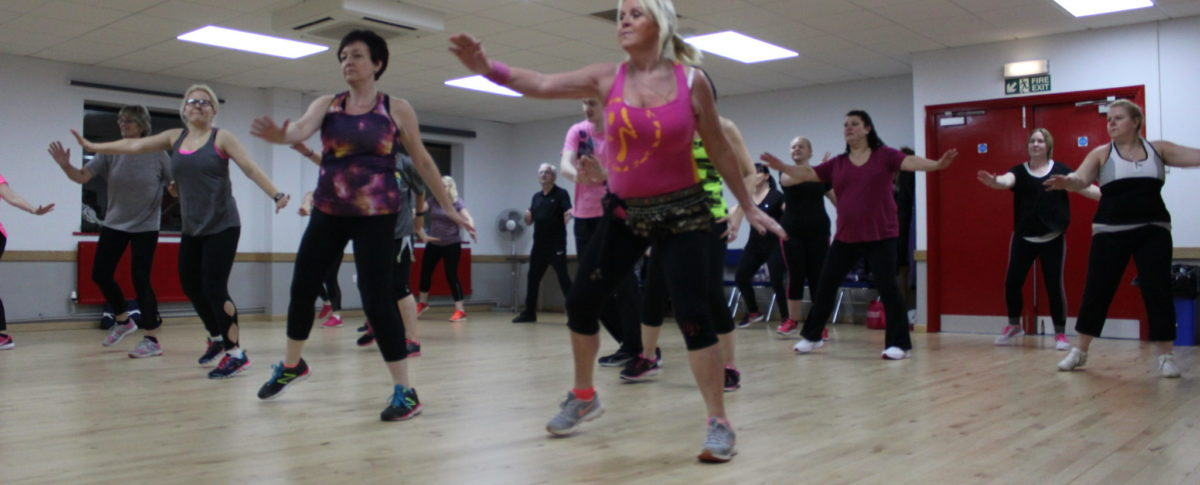 Zumba, Exercise Classes, Skegness Pool & Fitness Suite, Lincolnshire