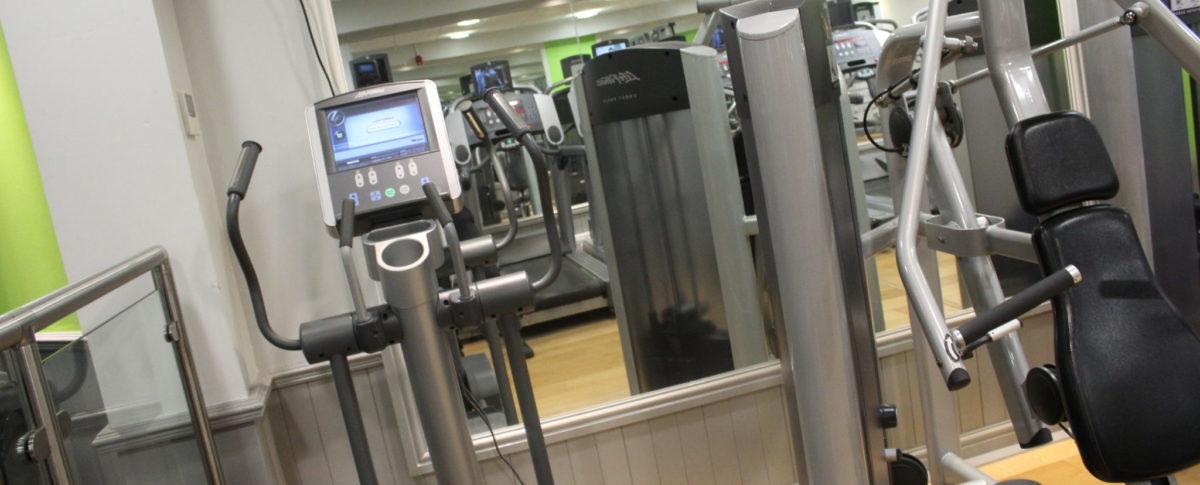 Gym, Skegness Pool & Fitness Suite, Skegness, Lincolnshire