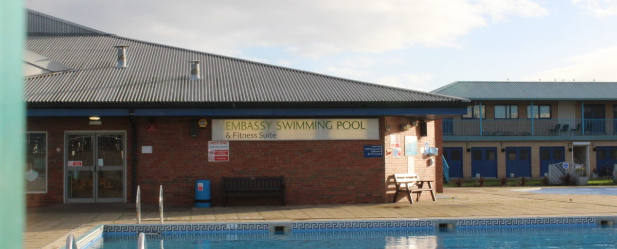 Outdoor Pool & Skegness Pool & Fitness Suite, Skegness, Lincolnshire