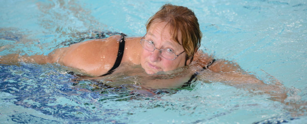 Lady Swimming Pool, Meridian Leisure Centre, Louth, Lincolnshire