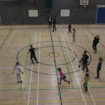 Dodgeball Holiday Activites Sports Hall Meridian Leisure Centre Louth Lincolnshire