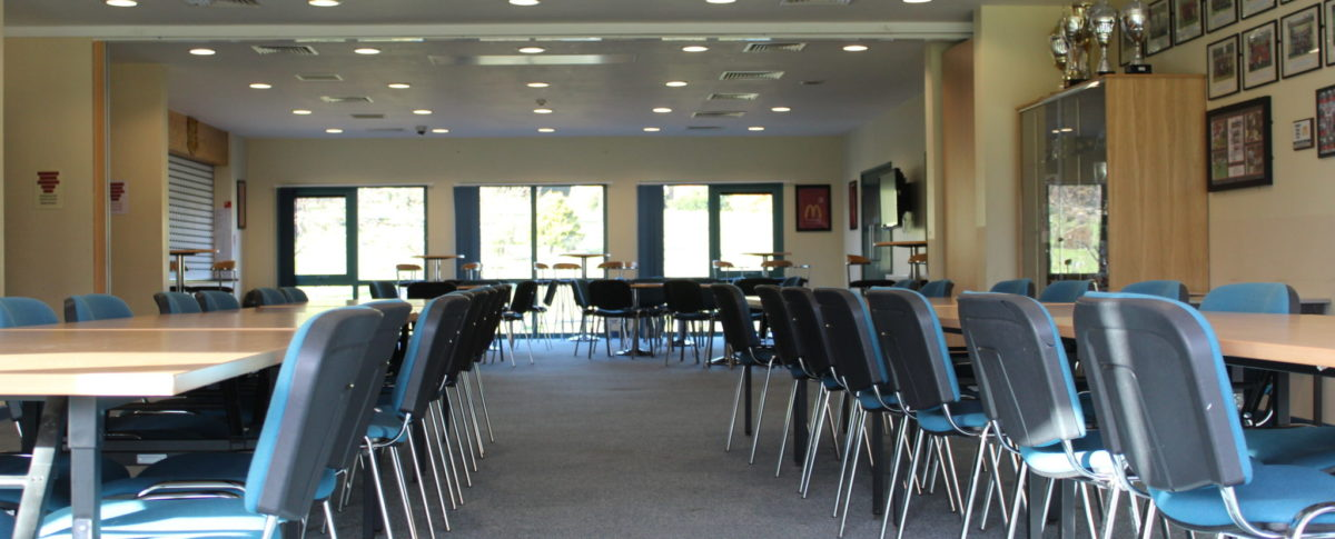 Function Room, London Road Pavilion, Louth, Lincolnshire