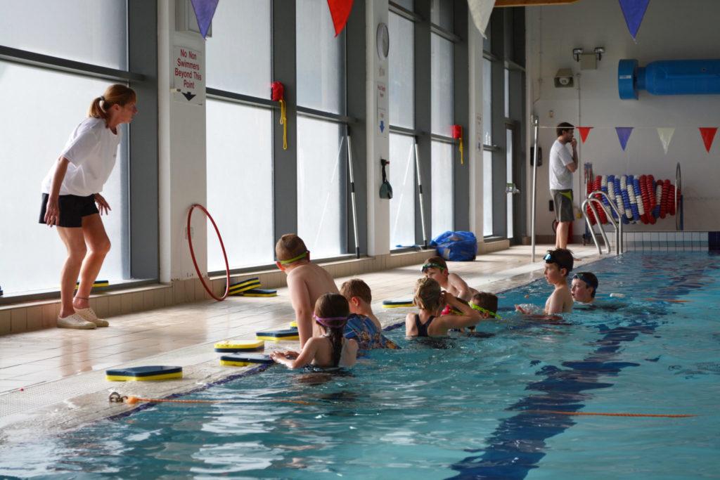 Swim Lessons Magna Vitae