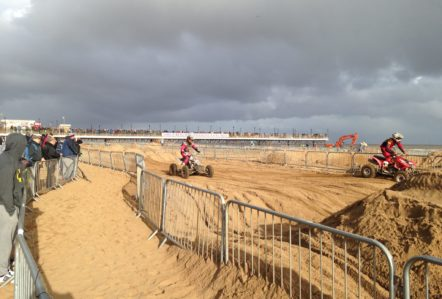 AMCA Skegness Beach Race 2016