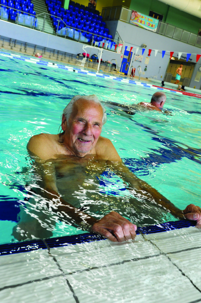 Adult Swimming Framework Groups Magna Vitae