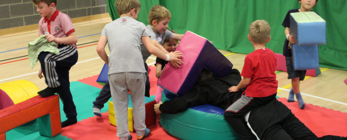 Holiday Activities, Meridian Leisure Centre, Louth, Lincolnshire, Sports, Crafts, Soft Play