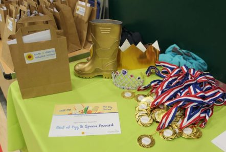 The Big Game, Sports Day, Dementia, Meridian Leisure Centre, Louth, Lincolnshire
