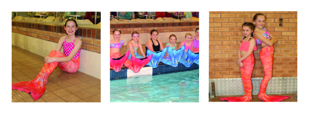 Fin2fit Mermaid Swimming Magna Vitae