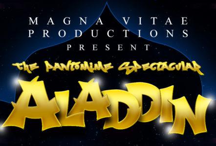 Magna Vitae Productions presents Aladdin