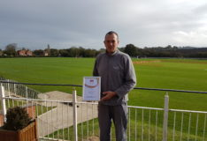 London Road Pavilion in top 5 grassroots sports grounds teams