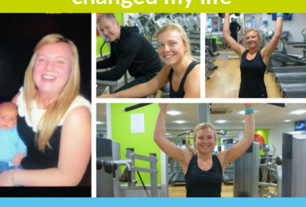 How the gym changed Jodi's life forever