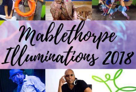 Mablethorpe Illuminations 2018